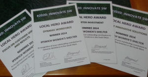 2014 Innovative Solutions Awards and Nominations