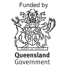 funded by QLD Government